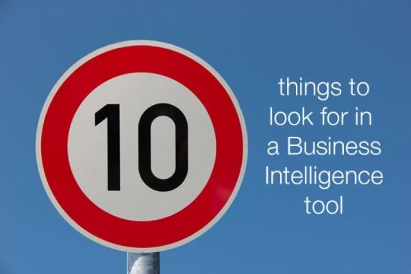 10 business intelligence traits