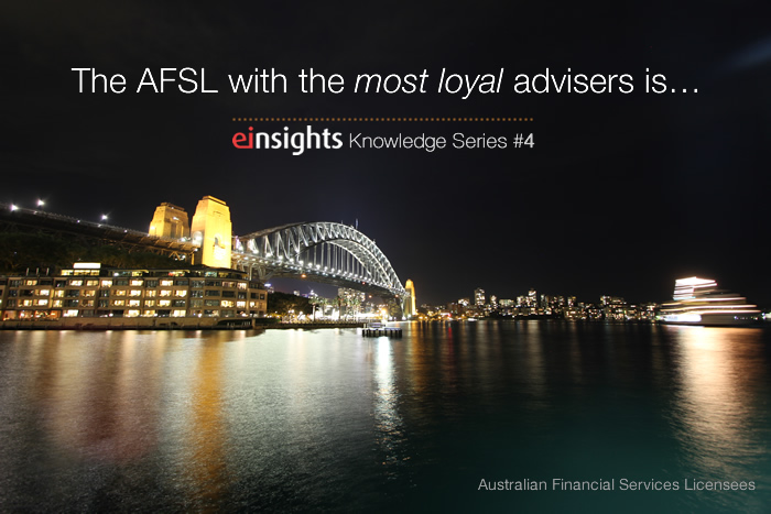 AFSL most loyal advisers